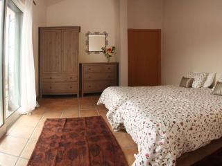 Spacious second bedroom