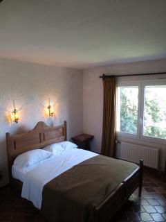 Queen size Double bedroom with sea view - 1st floor