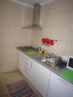 Cottage Village 1 .-  Fully equipped Kitchen