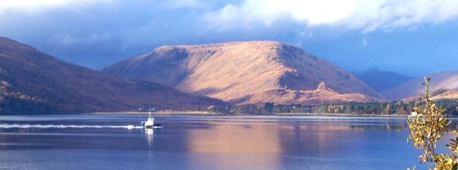 Superb Highland Scenery