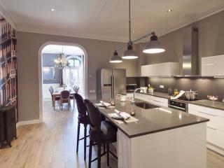 catalunya palace kitchen by judith farran