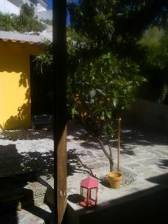 View from the Terrace with outdoor shower for Sunsbathing