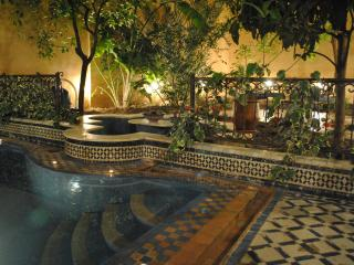 Cool off in our beautiful plunge pool