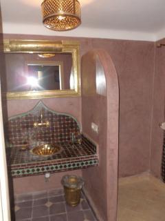Hammam room bathroom
