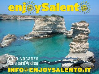 enjoy Salento - Summer Holiday Beach House Rental, Torre Dell'Orso