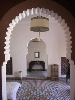 Master Suite - Through the arch