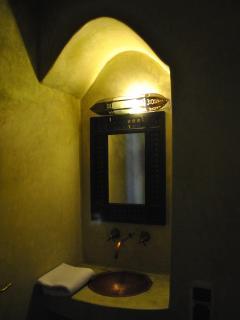 Double en-suite - Bathroom