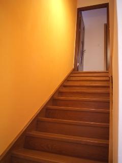 Casa Nova inside stairs