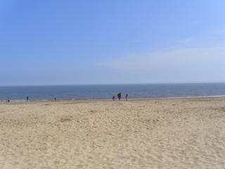 Our lovely beach at California Sands, just a 5 minute walk away :)