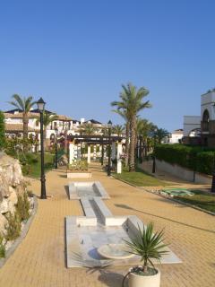 Gardens at Al Andalus Thalassa