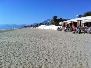 Beach side house, Marbella