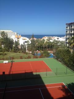 tennis courts at eldorado