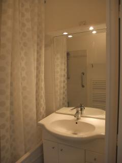 Family Bathroom with separate WC