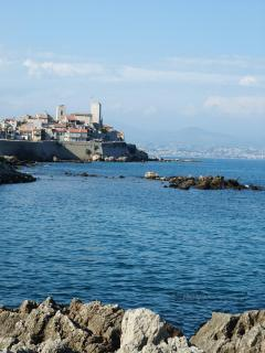 Old Antibes. Only 4.5km from the Apartment