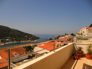 Apt Robbie-Lapad with sea view, Dubrovnik