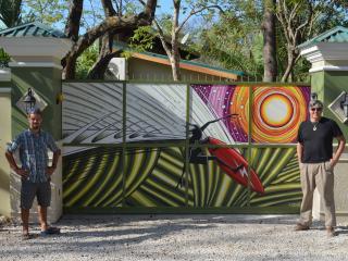 Oasis de la Jungla - Luxury Home, Pool, AC,, Nosara