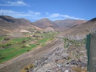 Vista del Barranco de Vinamar