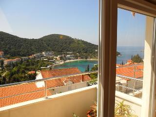 Apt Robbie-Lapad with sea view