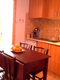 Olive House kitchen