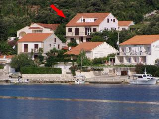 Beachfront apartment Korcula, Korcula Island