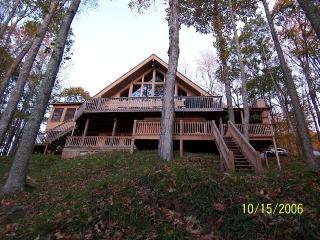 Mountain Cabin W/ 4 Fireplaces, 6 Person Hot Tub, Asheville