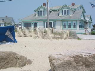 Oceanfront with Private Beach in Falmouth on Cape