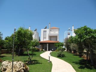Antonoglou Beach Villas, Gennadi - Three Bedrooms