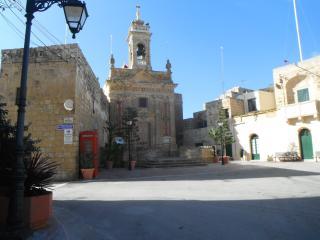 Sta Lucija, church