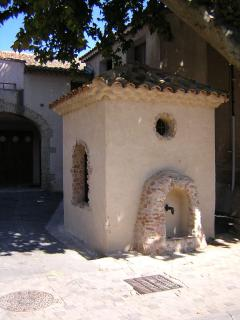Old Well on street corner