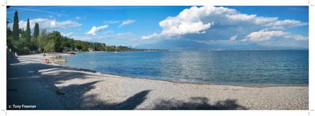 Padenghe Beach