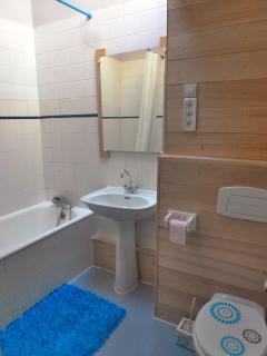 The bathroom-Les terrasses de Vazerac