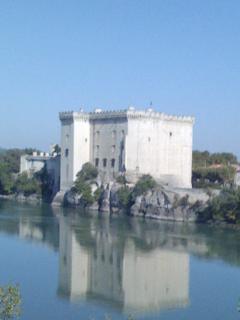 Tarascon's medieval castle
