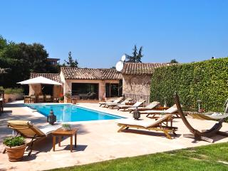 Villa Super Cannes Heated Pool