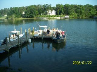 Waterfront Home Rental, Reedville