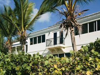 NEW TO VILLA MARKET WALK TO CRUZ BAY. WATERFRONT.