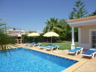 Private pool and attractive large gardens