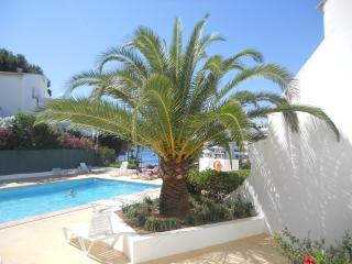 Apartamento EL PINO, bonita terraza vista al mar, Cala Ferrera