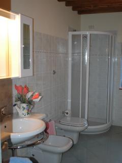 Bathroom in the first floor