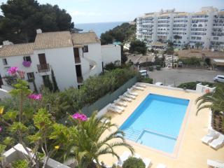 Apartamento EL PINO, con terrazas vistas al mar..
