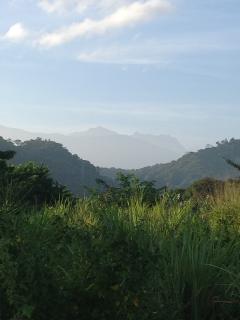 Vista a la Sierra Nevada de Santa Marta