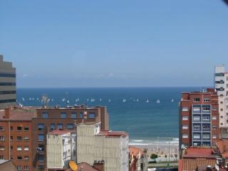 ÁTICO VISTAS MAR, Gijón