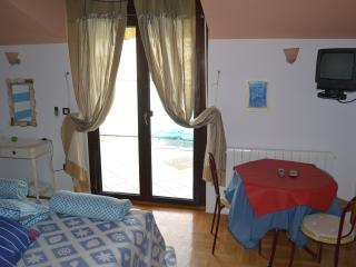 One bedroom apt&terrace (C), Premantura