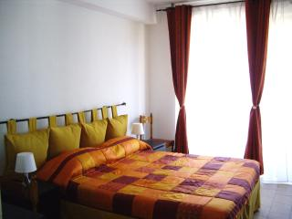 Double bedroom air-conditioned