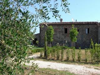 casa toscana, Lamporecchio