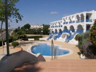 Residencial Alhambra. Piscina. Vistas al mar., Puerto de Mazarron