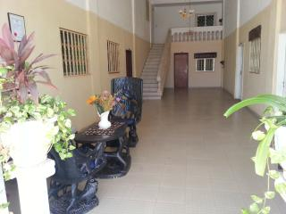 # 2 Senegambia area Aprt # 2 one double size bed, Kerr Serign