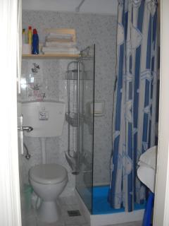 Bagno doccia standard