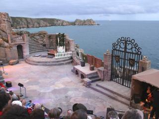The magic of the Minack Theatre at Porthcurno