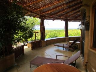 Wraparound Terrace / lounge