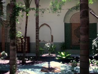 Riad Salomé, Rabat